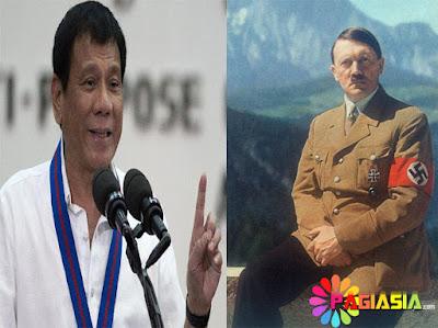 Jubir Kepresidenan Mengklarikikasi Pernyataan Duterte yang Menyamakan Dirinya dengan Hitler