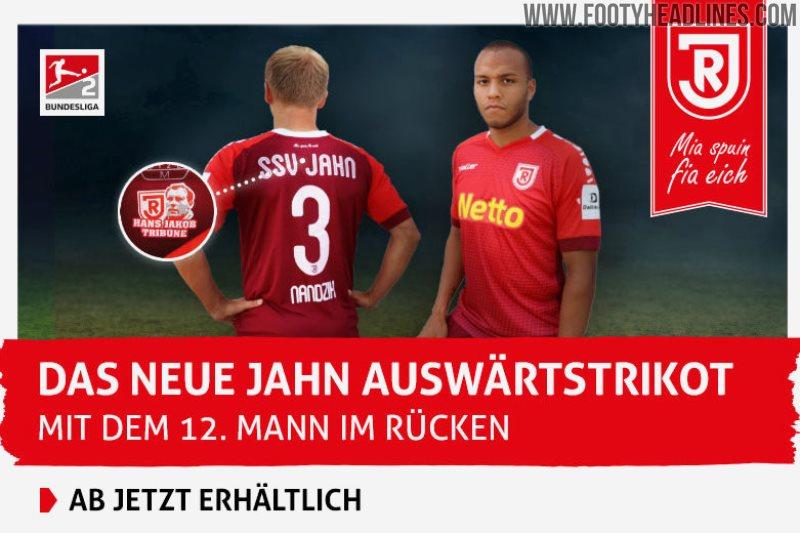 Jahn Regensburg Trainingshose 2019//2020 Saller