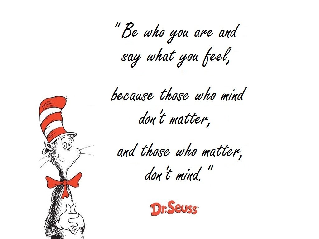 Dr Seuss Quotes Poems