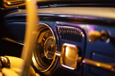 bordul unei mașini