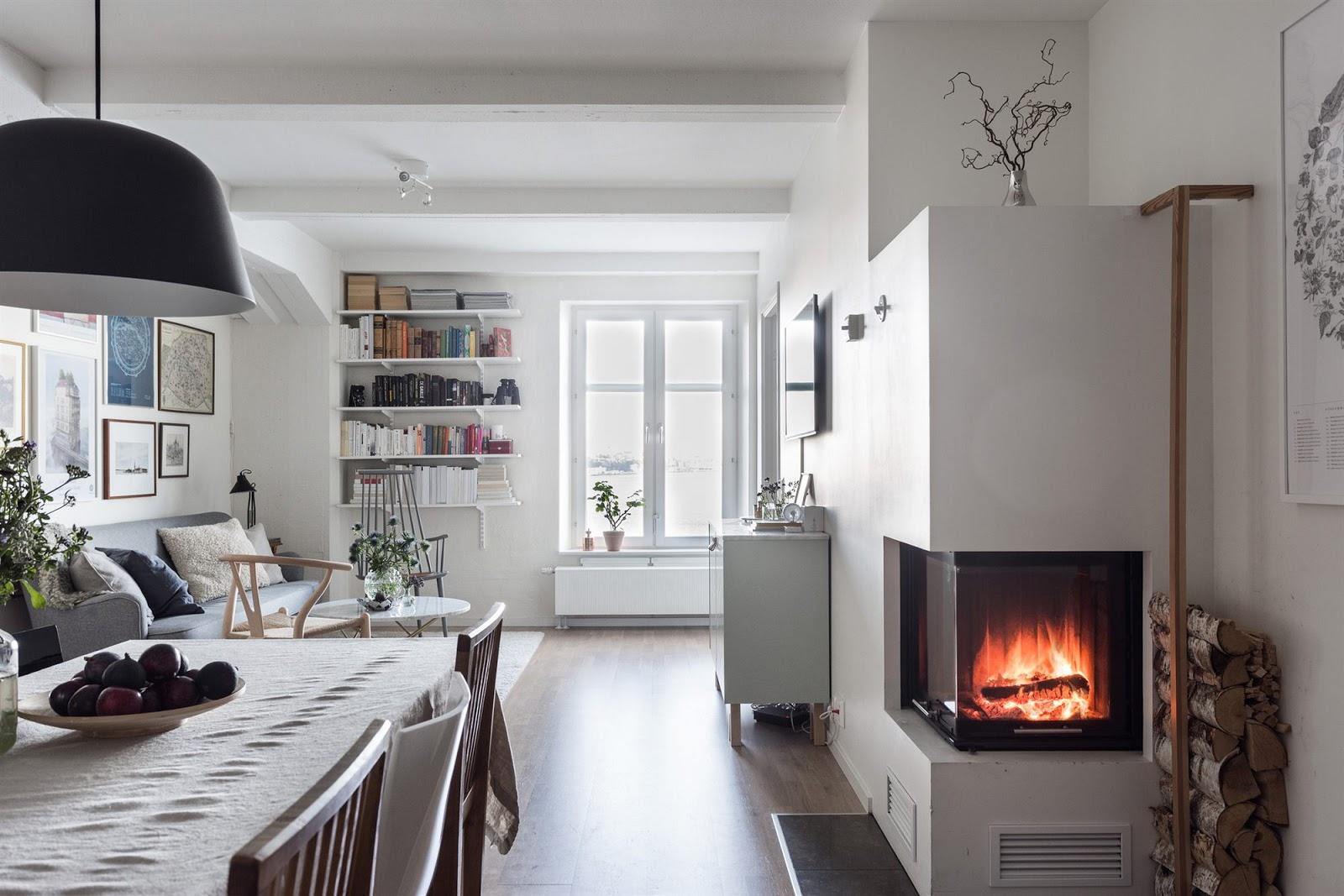 Se llama estilo un piso minimalista for Pisos para comedor