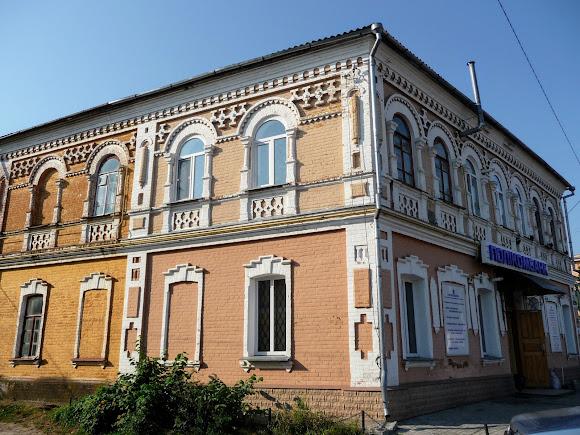 Ніжин. Банк на вул. Покровській