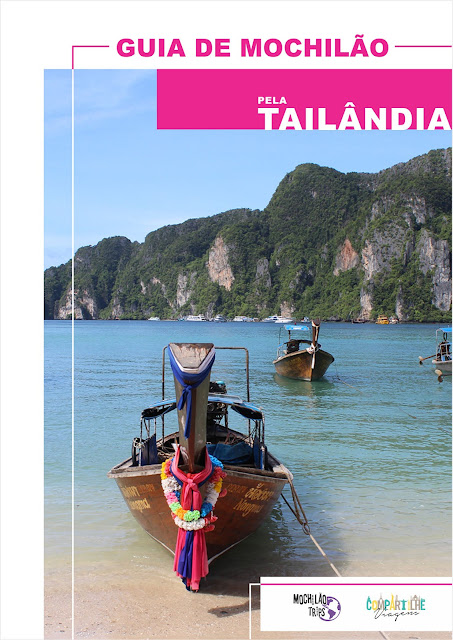 Guia de Mochilão pela Tailândia