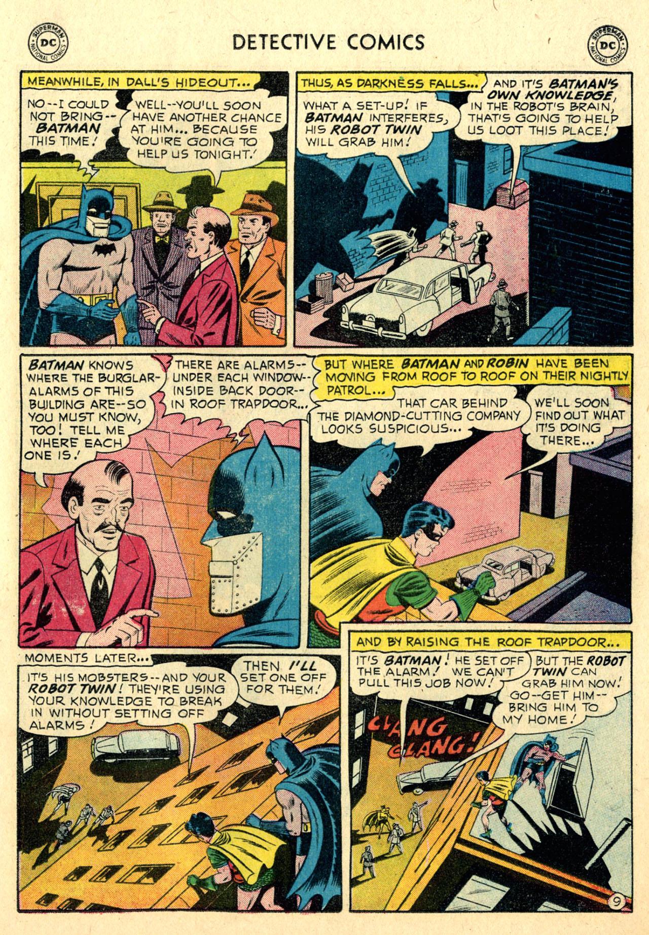 Read online Detective Comics (1937) comic -  Issue #239 - 11