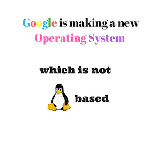 Google is making a new Operating System + Fuchsia