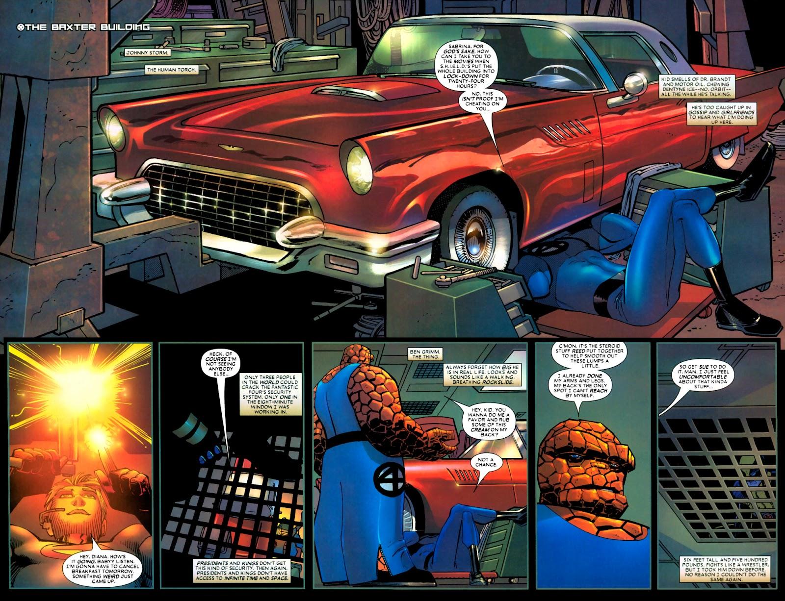 Read online Wolverine (2003) comic -  Issue #22 - 3