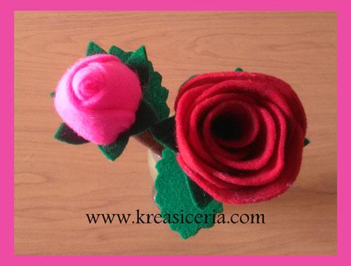 63+ Gambar Pola Bunga Mawar Dari Kain Flanel Terlihat Keren
