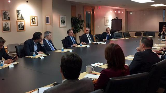 Dujovne viajó a la asamblea anual del FMI y del Banco Mundial