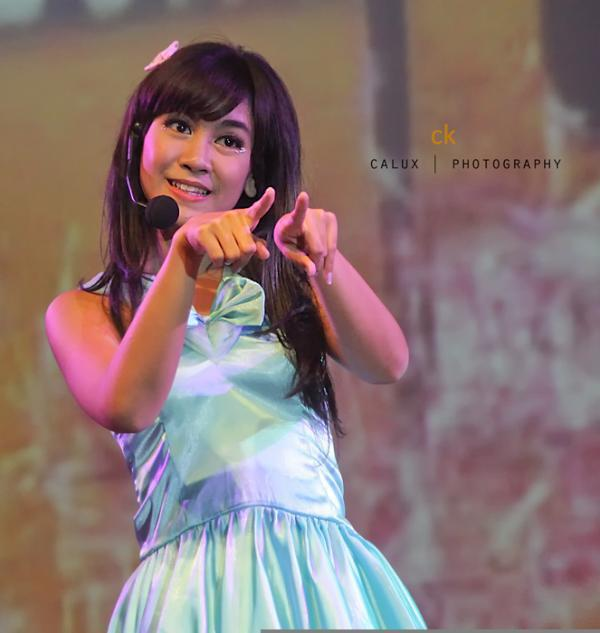 Cherry Belle Indonesia: InsomNISA Rynism☮: Anisa Cherrybelle, The Most Wanted Chibi