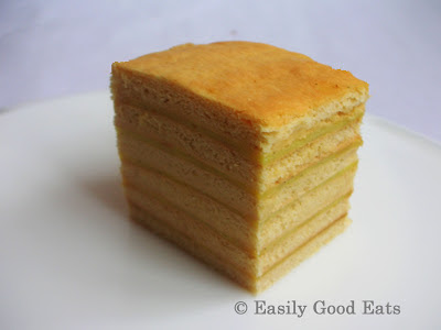 Layered Honey Cake Recipe
