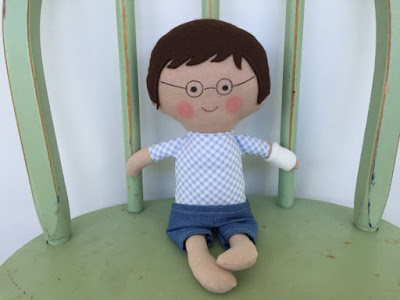 Just Like Me: Toys for Kids with Special Needs | A Button and a Stitch