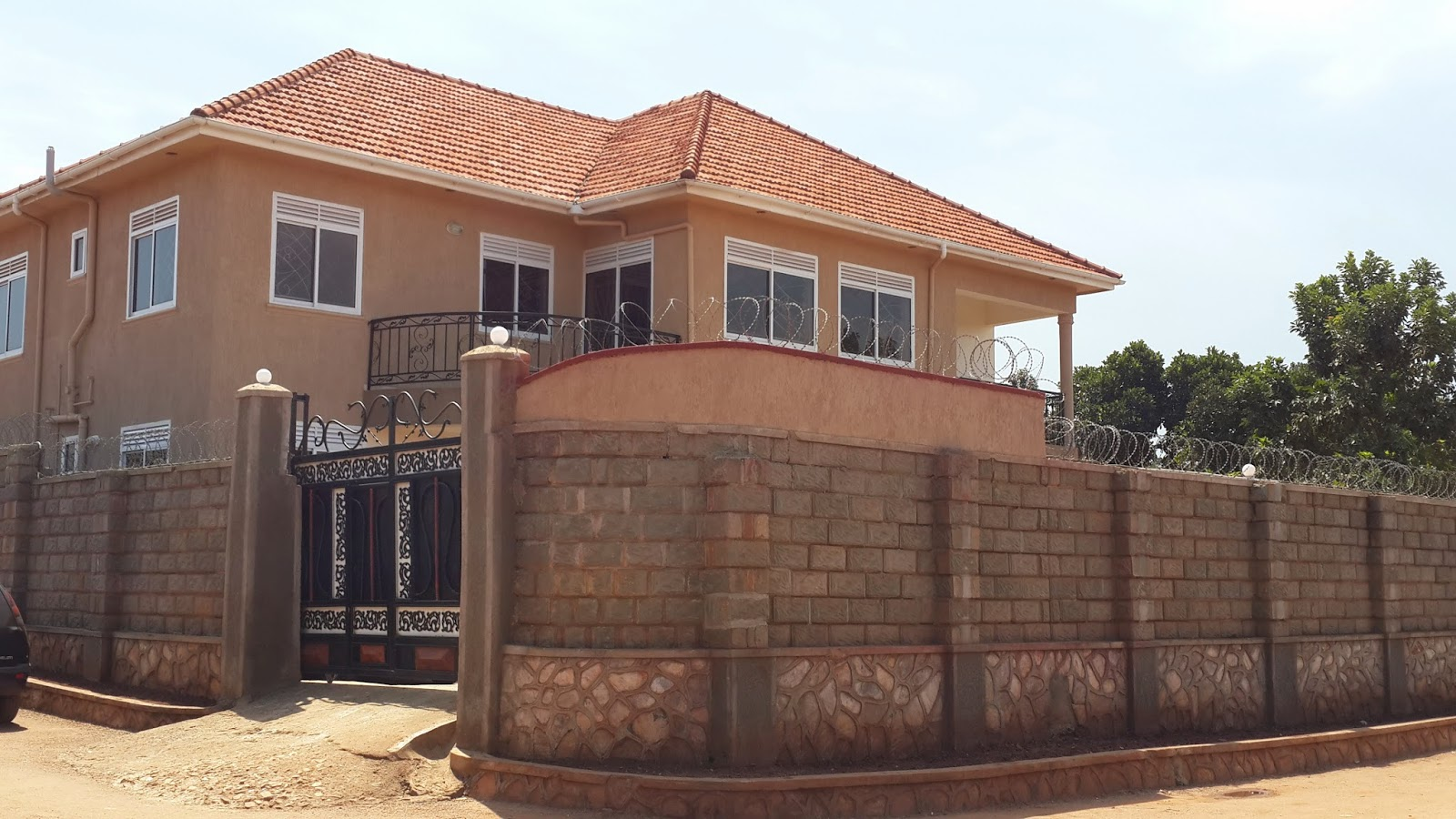 houses for sale kampala  uganda  house for sale bunga kampala  ugnada