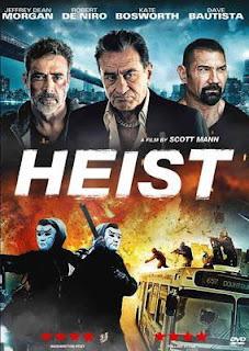 Heist (2015) ด่วนอันตราย 657 [พากย์ไทย+ซับไทย]