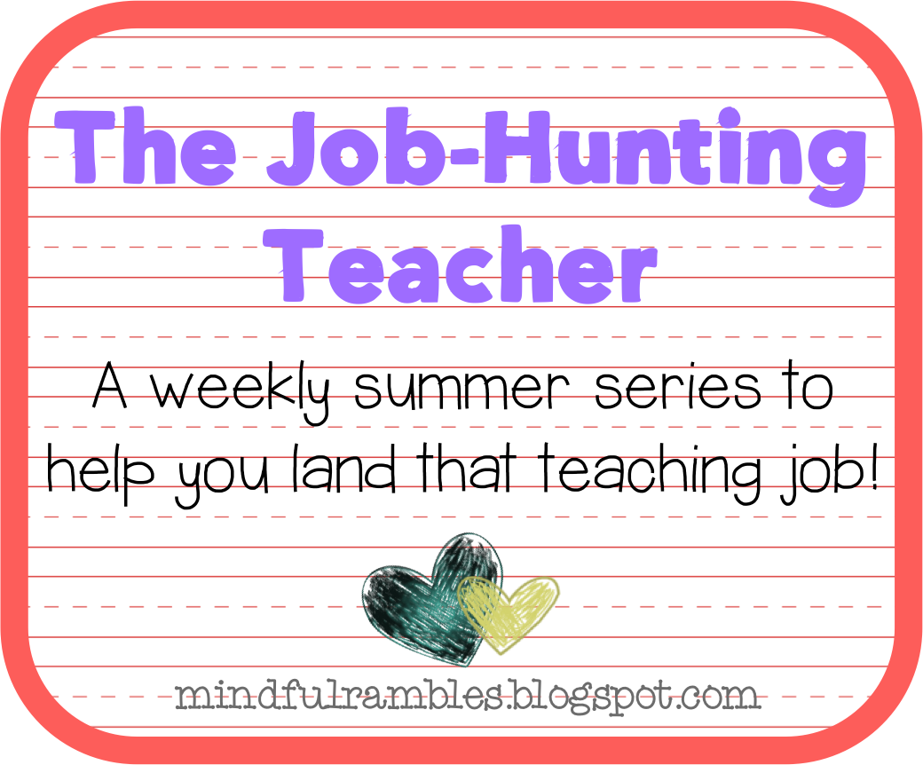 the job hunting teacher what to wear to your interview mindful the job hunting teacher series what to pack in your interview