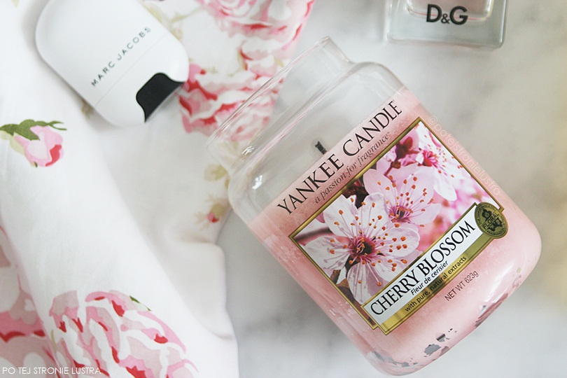 świeca yankee candle cherry blossom