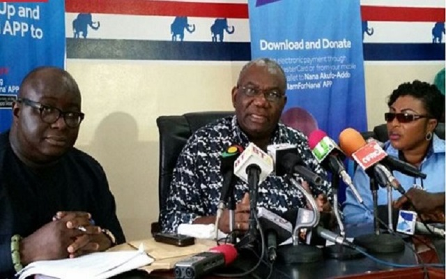 NPP blows government's cover over GH¢449m scandal