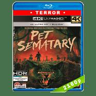 Cementerio de mascotas (1989) HD BDREMUX 2160p Latino