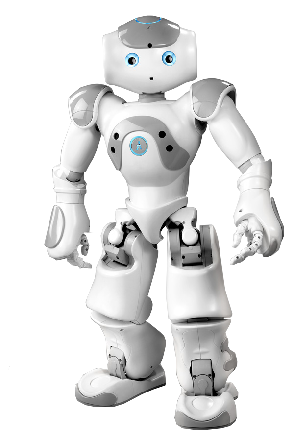 Robot educativo Nao de Francia