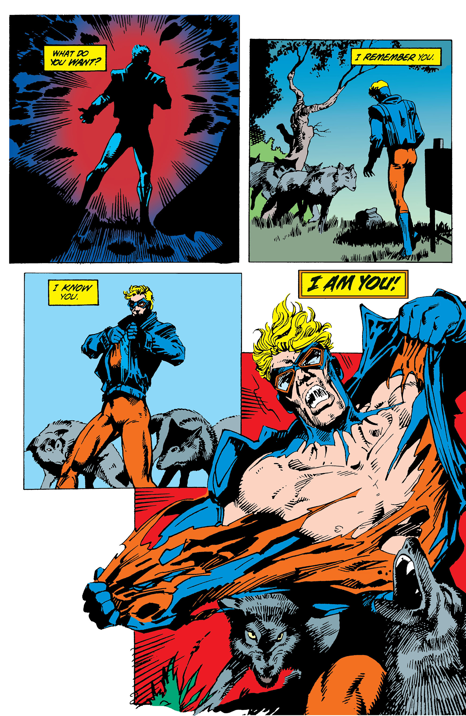 Read online Animal Man (1988) comic -  Issue #39 - 18