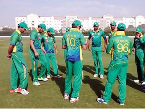 The year 2018; Green shirts were tied in T-Twenty20 cricket