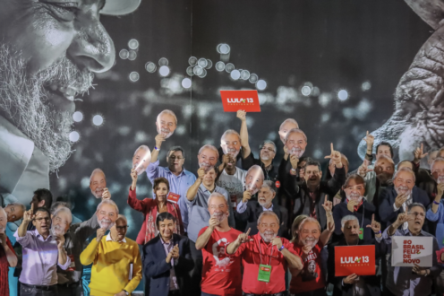 URGENTE: TSE marca para sexta julgamento da candidatura de Lula