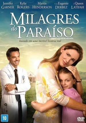 Milagres do Paraíso Blu-Ray Filmes Torrent Download capa