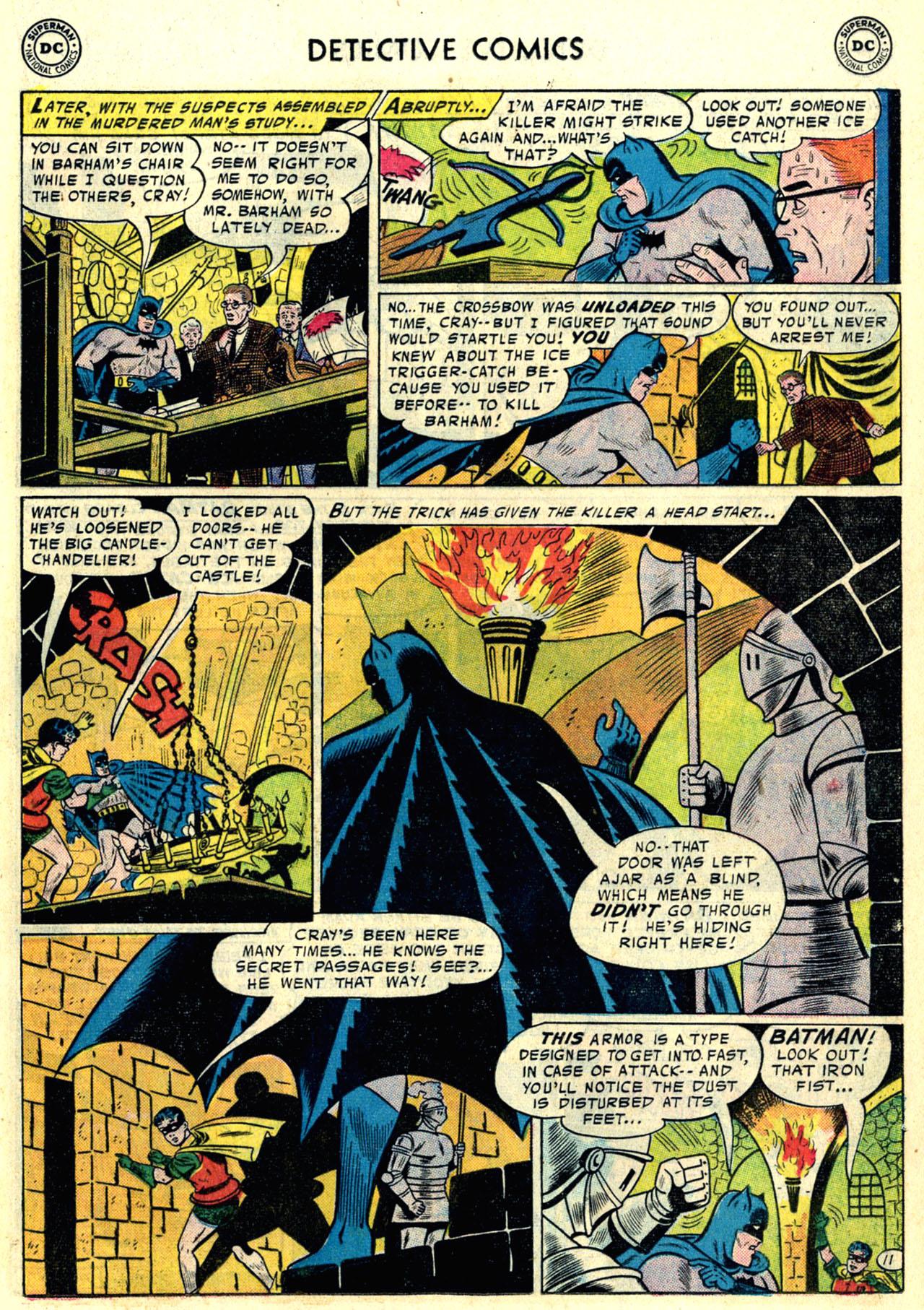 Read online Detective Comics (1937) comic -  Issue #246 - 13