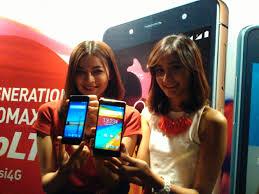 Pasar Smartphone Indonesia Digoda Andromax E2 dan R2,dua handset andromax E2 R2