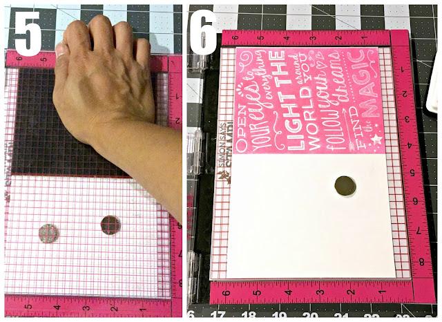 MISTI stamping tool tutorial