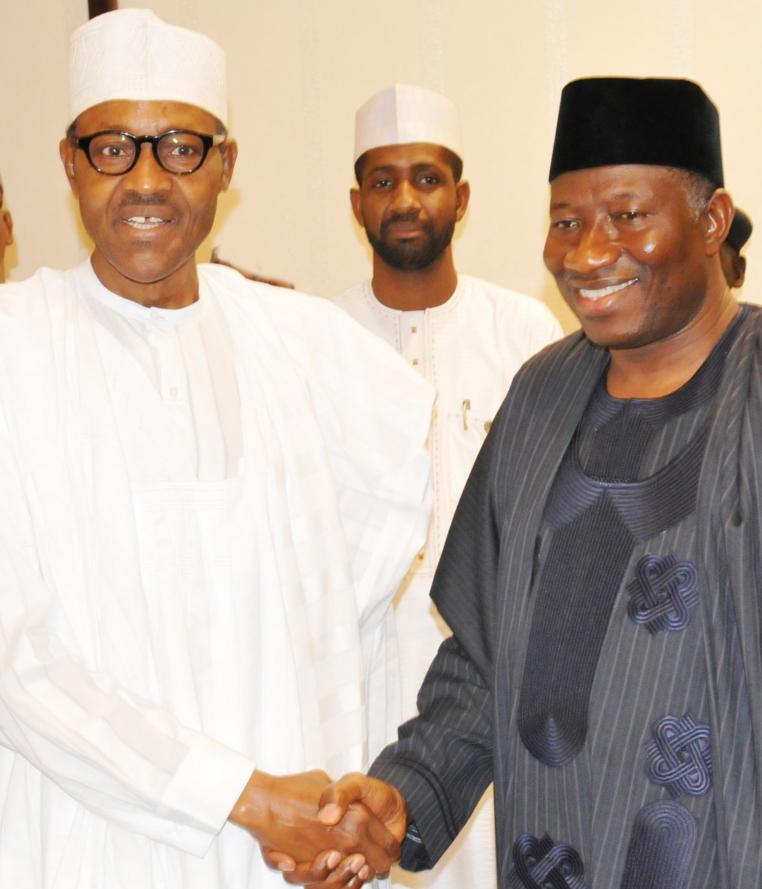 buhari collect $300k bribe buhari