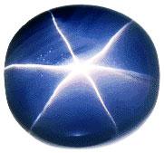 zafiro estrella