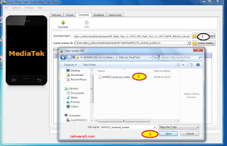 Cara flash hp android via Flashtool