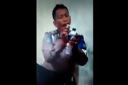 Duh.. Viral Video Oknum Polisi Lagi Nyabu, Ditangkap Polrestabes Medan