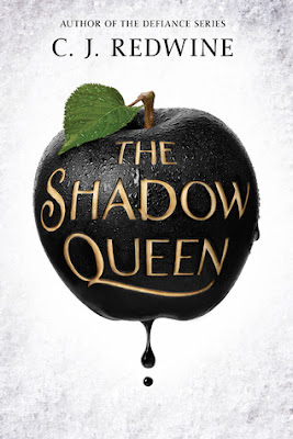 The Shadow Queen by C.J. Redwine on Amber, the Blonde Writer blog