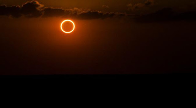 Euforia Menyambut Gerhana Matahari Total