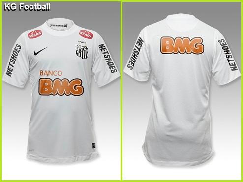 57413cc61a344 De rabona vale doble  ¡Nueva camiseta Nike del Santos!