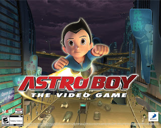 Game Astro Boy ISO PPSSPP Download
