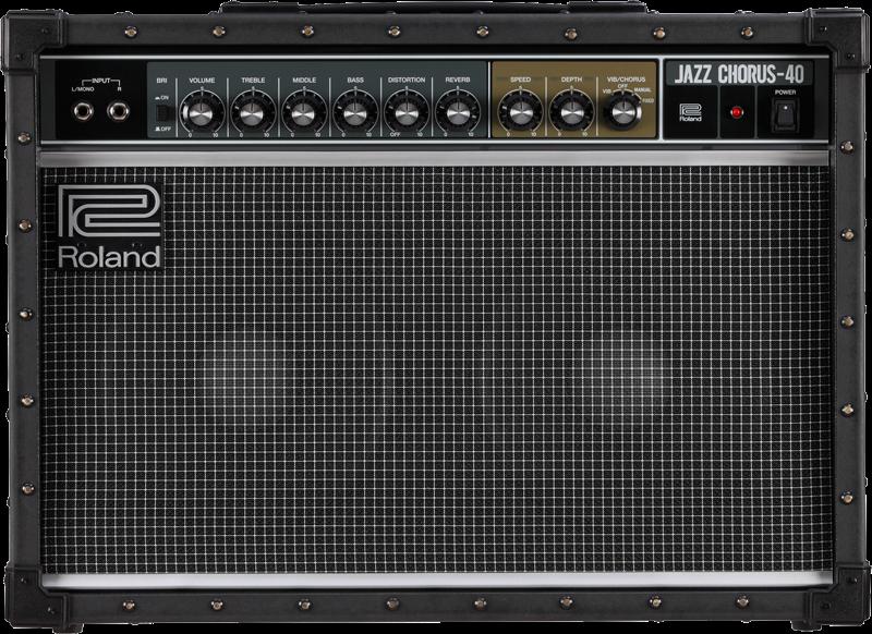 Roland JC-40 Jazz Chorus Guitar Amplifier | Kurnia Musik