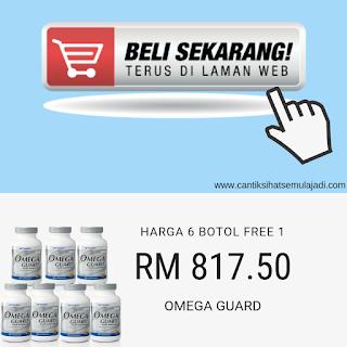 Beli sekarang online omega guard minyak ikan shaklee 7 botol free