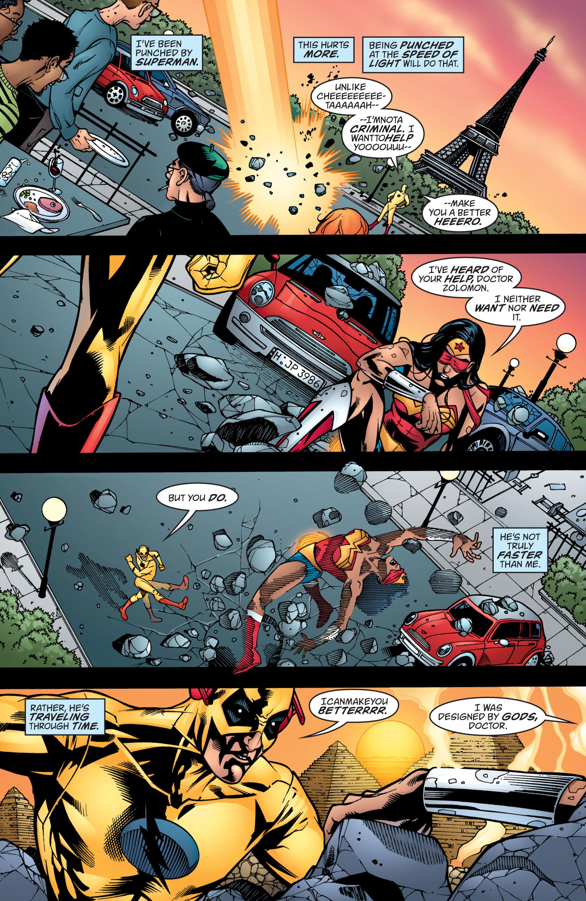 Read online Wonder Woman (1987) comic -  Issue #214 - 10