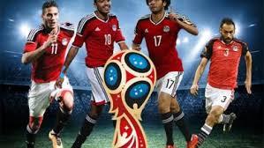 انتهت المباراه .. مباراه مصر وكولومبيا  1-6-2018