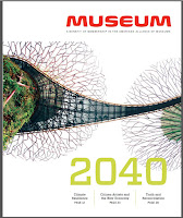 The Connected Museum of 2040