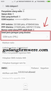 Cara Menggunakan Jaringan CDMA Smartfren 4G LTE Pada Xiaomi Redmi Note 2