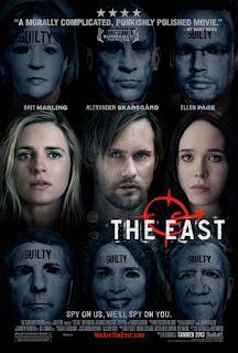 The East (2013) เดอะอีสต์ ทีมจารชนโค่นองค์กรโฉด