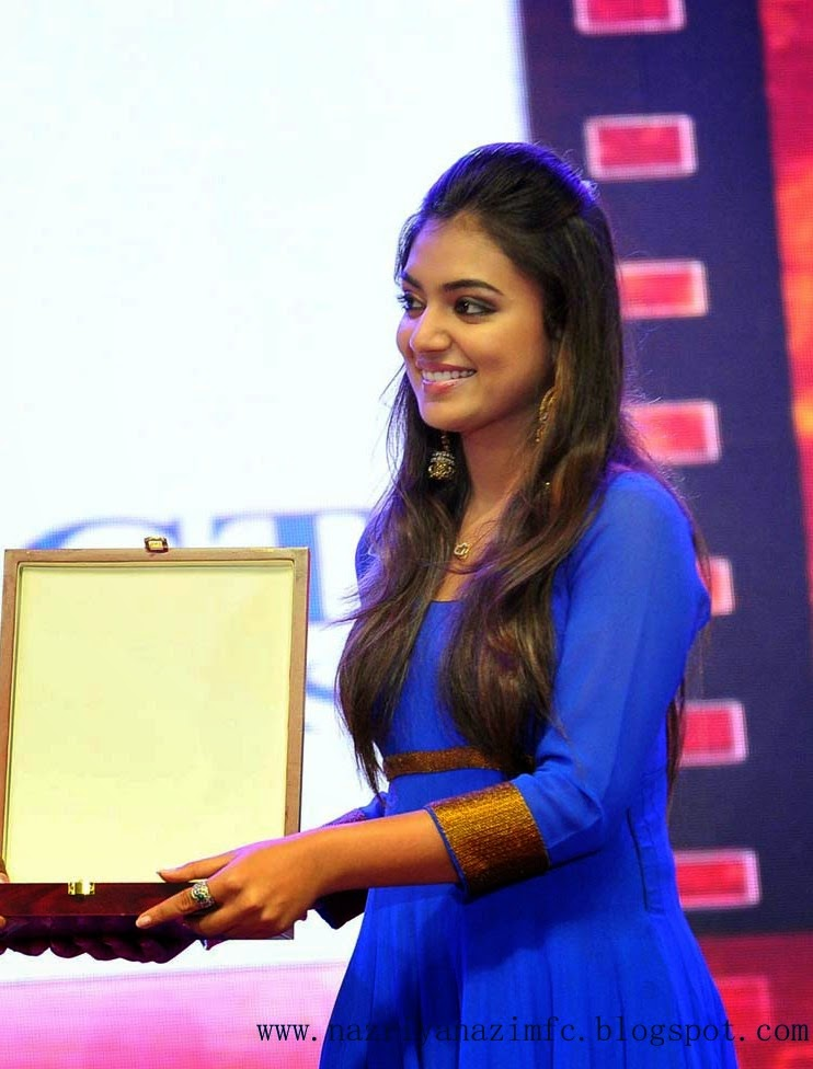 Nazriya Nazim in: Asiavision Awards 2014:Outstanding