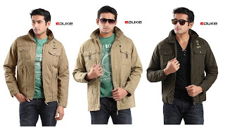 Duke Jackets worth buying @ 40% Discount Price Starting at Rs.907
