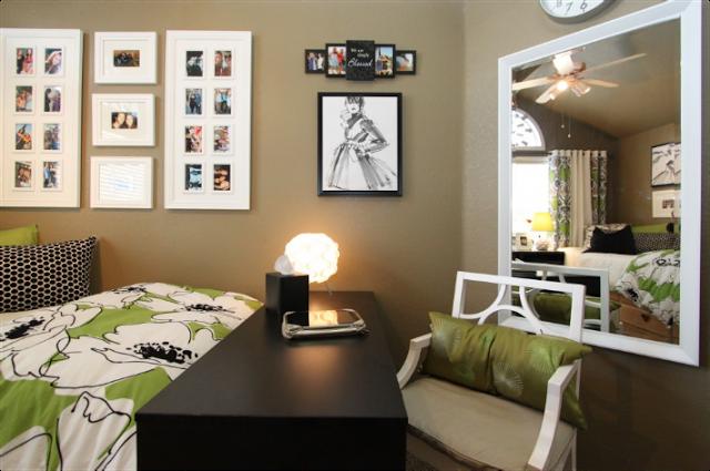 The Domestic Curator College Decorating Dorm Room Basics 101