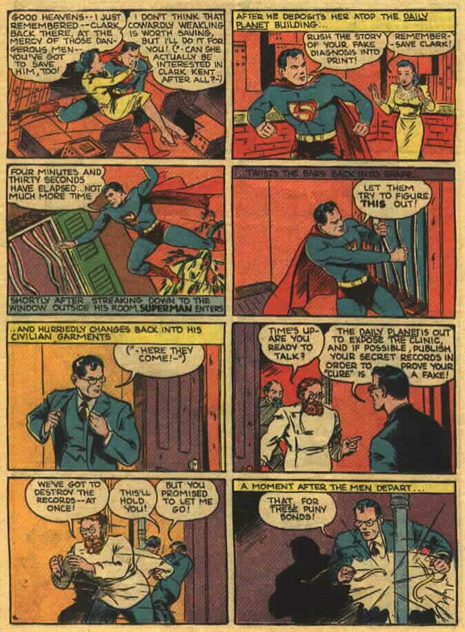 Read online Action Comics (1938) comic -  Issue #26 - 8