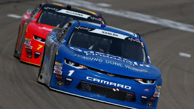 JR Motorsports - California 300 Preview