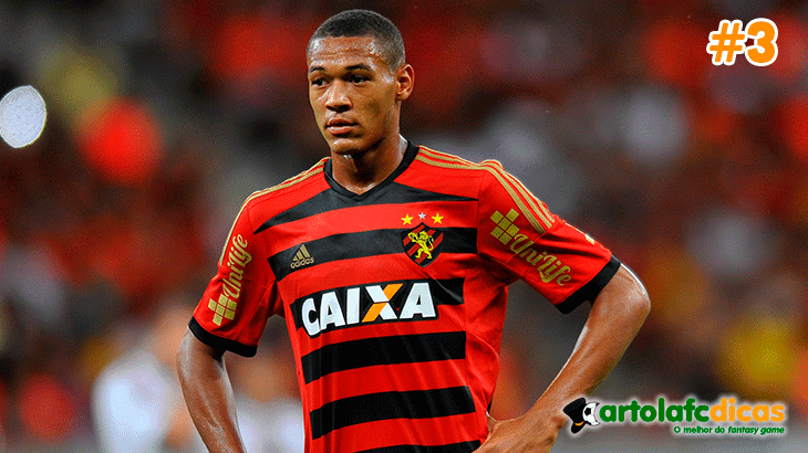 Joelinton sport do Cartola fc 2015